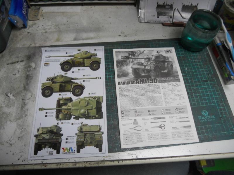 AML 90 tiger model Dscn2847