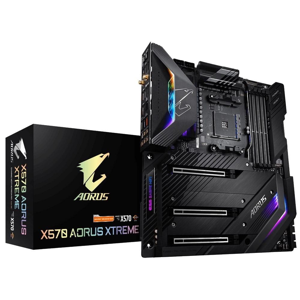 Computex : Gigabyte propose la seule carte mère X570 sans ventilateur Gigaby12