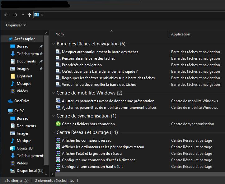 Découvrir les fonctions cachées de Windows 10 Mode_d11