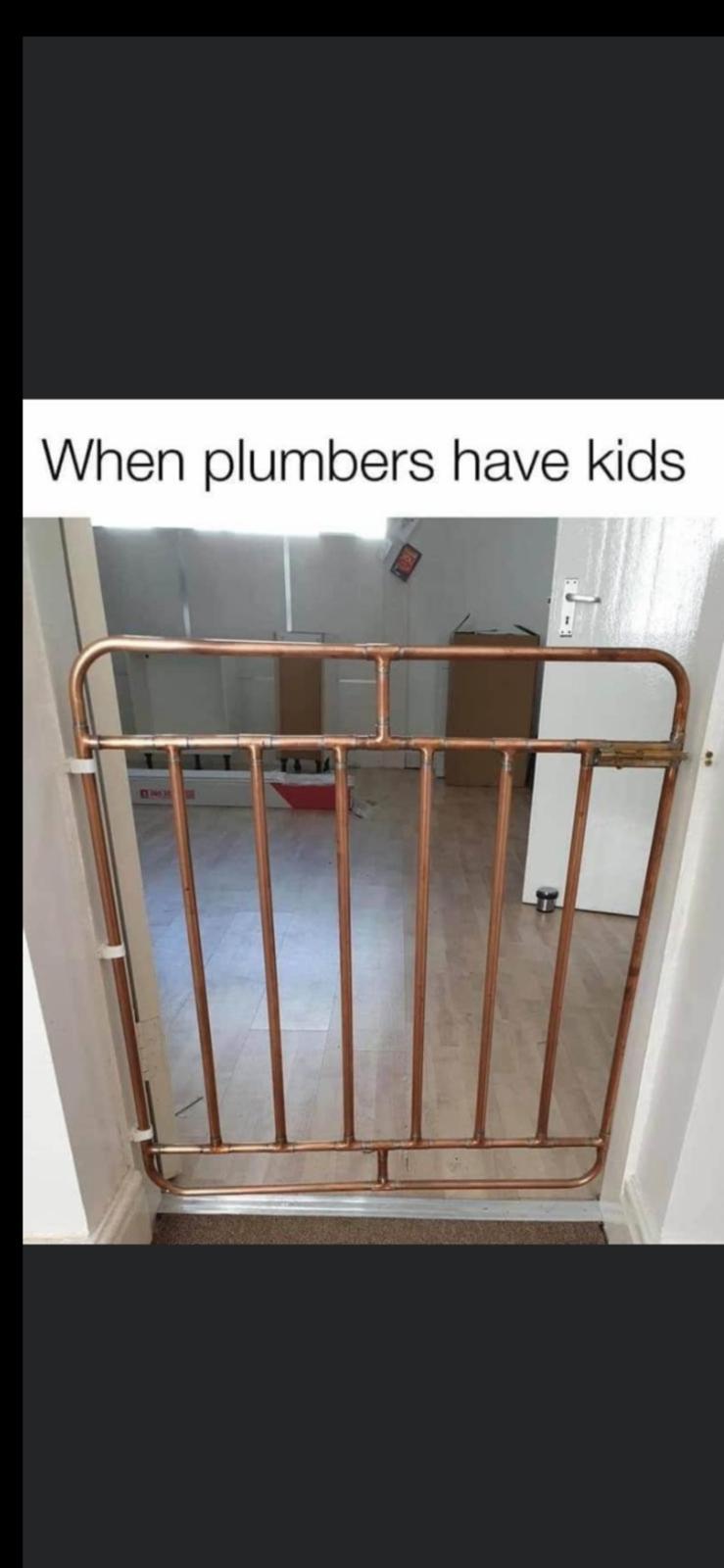 some folks buy child gates Plumbe10