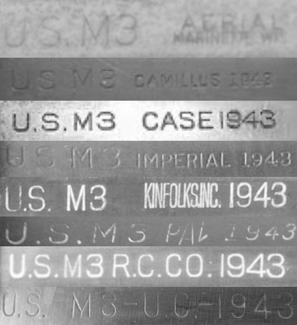 LE COUTEAU DE COMBAT US WWI ET WWII ET LES FOURREAUX.   D84bbb10