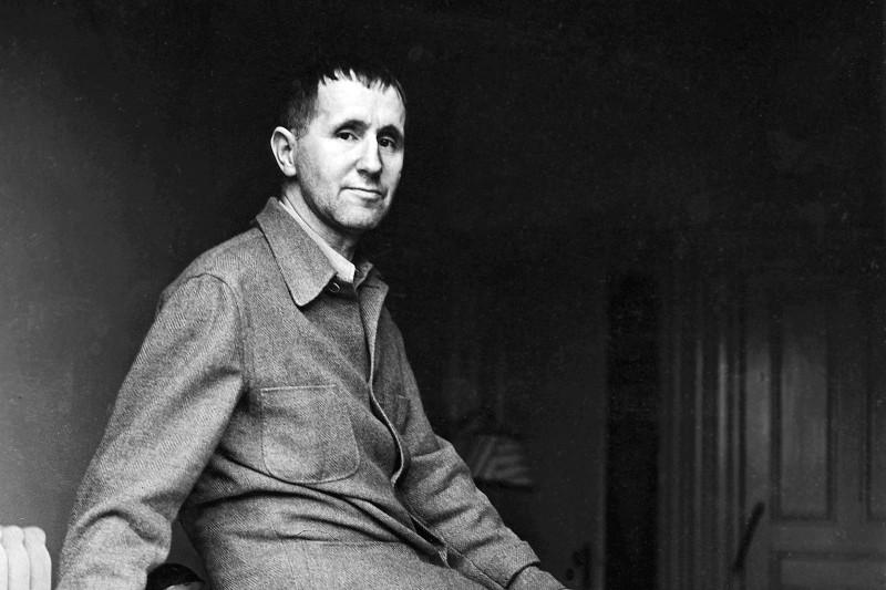 Bertolt Brecht A1123