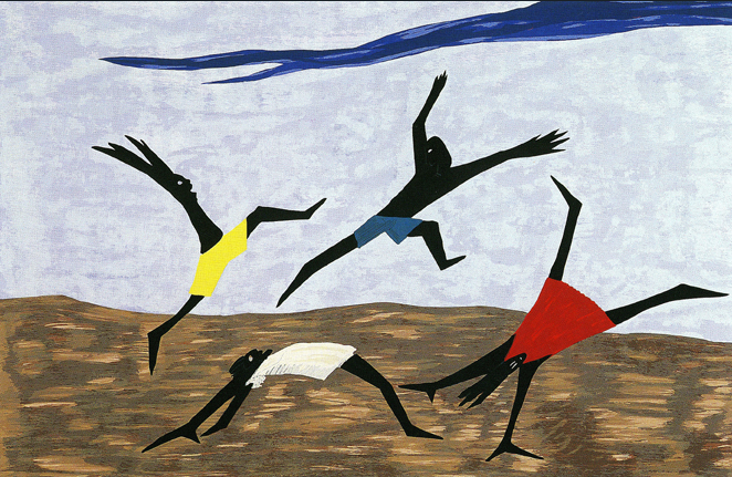 Jacob Lawrence  A153