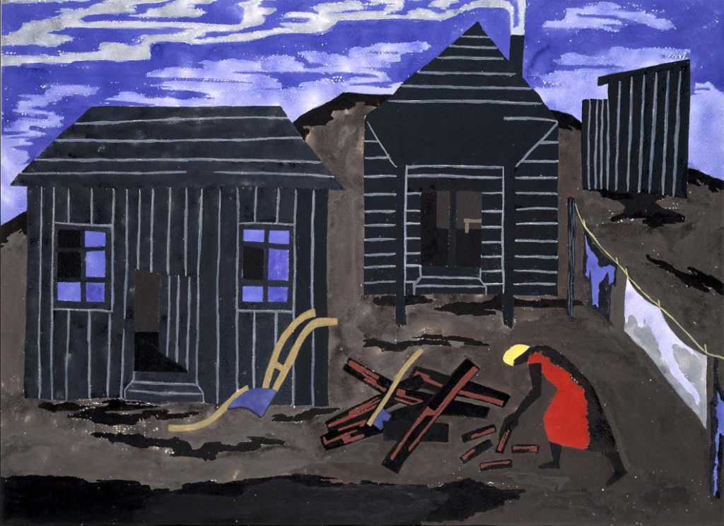 Jacob Lawrence  A154