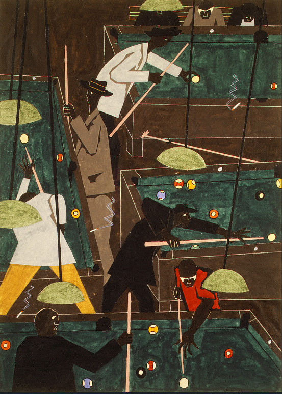 Jacob Lawrence  A683