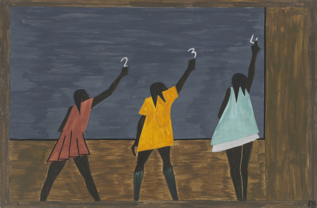Jacob Lawrence  A684