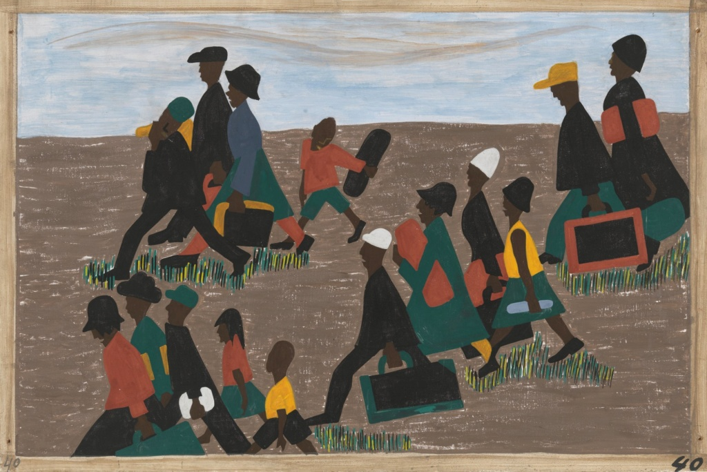 Jacob Lawrence  A685