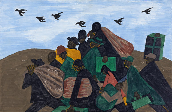 Jacob Lawrence  A686