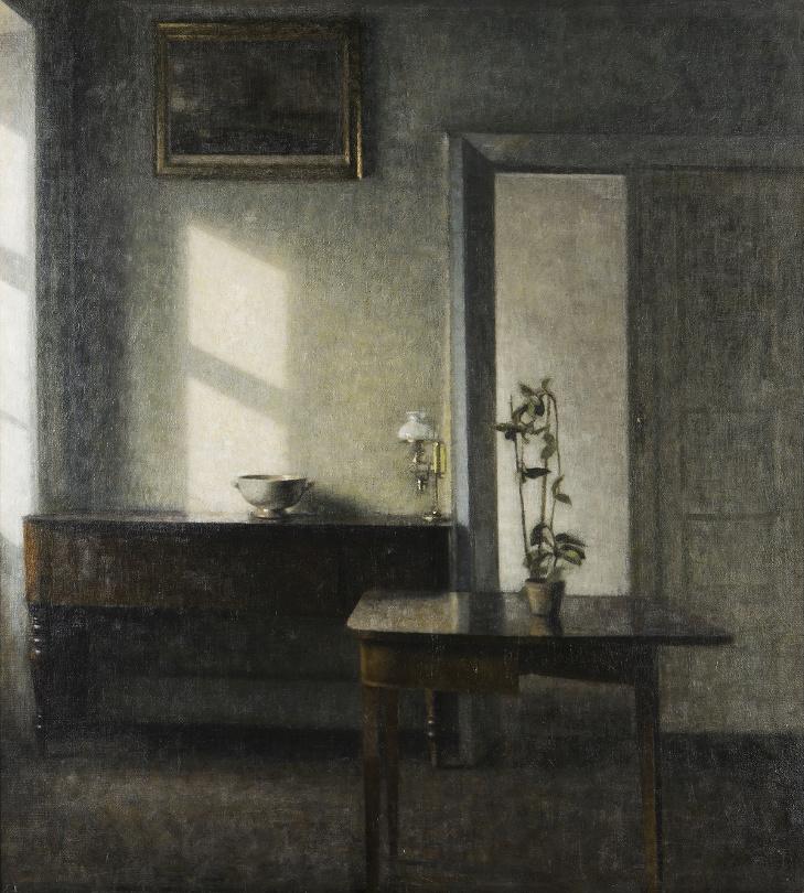 Vilhelm Hammershoi  - Page 2 A759