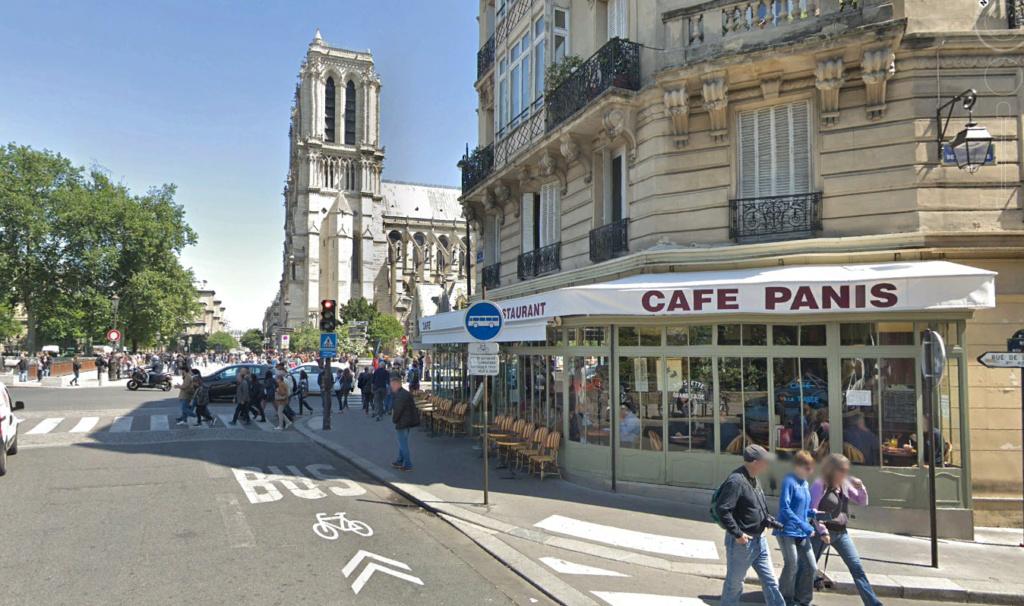 La Cathédrale de Paris brûle   Panis_10