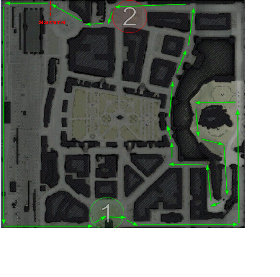 marathon 2020 4eme épreuve 2nd course Carte_10