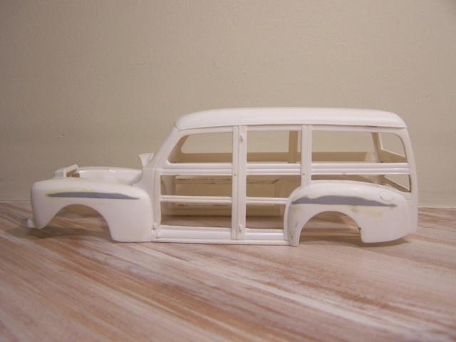 Chevrolet 50 woody 00210