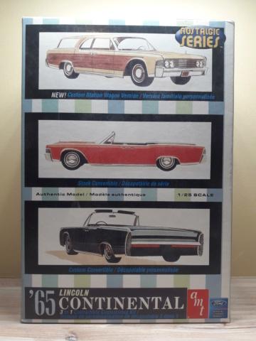 Lincoln 64 Continental Estate Wagon 00212