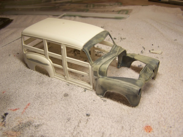 Chevrolet 50 woody 01010