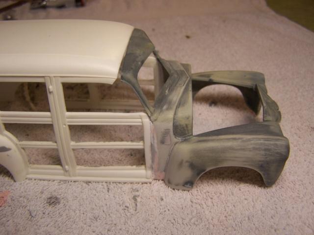 Chevrolet 50 woody 01310