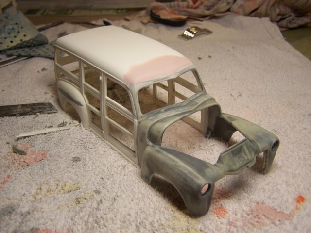 Chevrolet 50 woody 01510