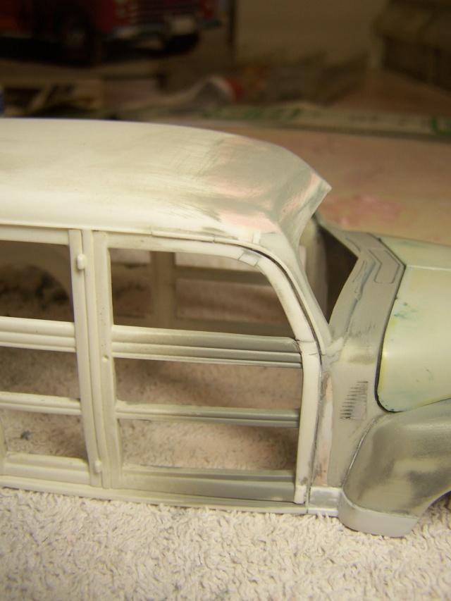 Chevrolet 50 woody 01610
