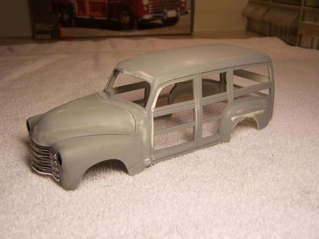 Chevrolet 50 woody 02110