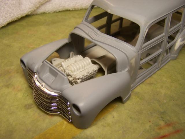 Chevrolet 50 woody 02710
