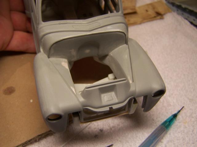 Chevrolet 50 woody 03710