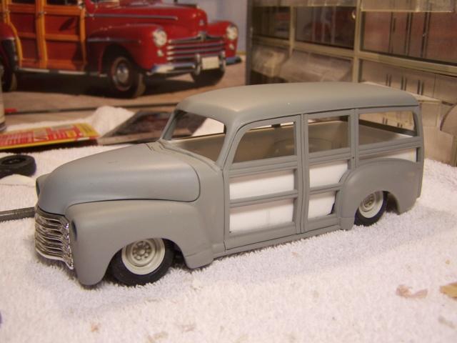 Chevrolet 50 woody 04610