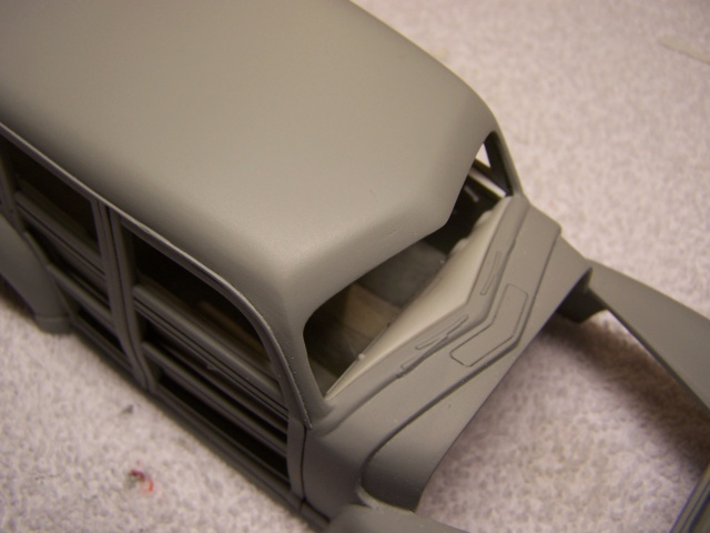 Chevrolet 50 woody 06110