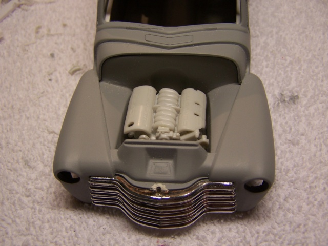 Chevrolet 50 woody 06210