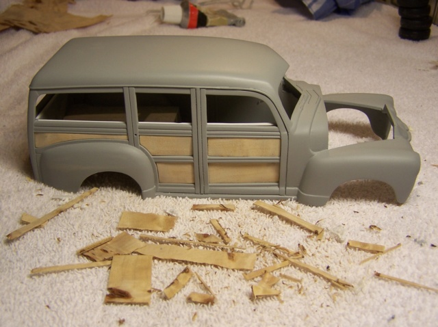 Chevrolet 50 woody 06610