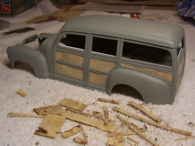 Chevrolet 50 woody 06810