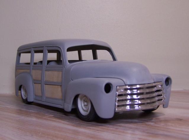Chevrolet 50 woody 07310