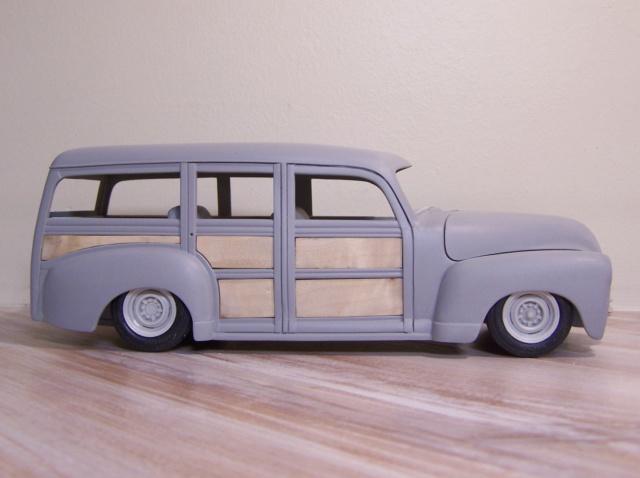 Chevrolet 50 woody 07410