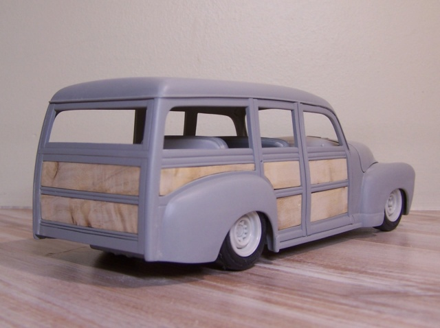 Chevrolet 50 woody 07510