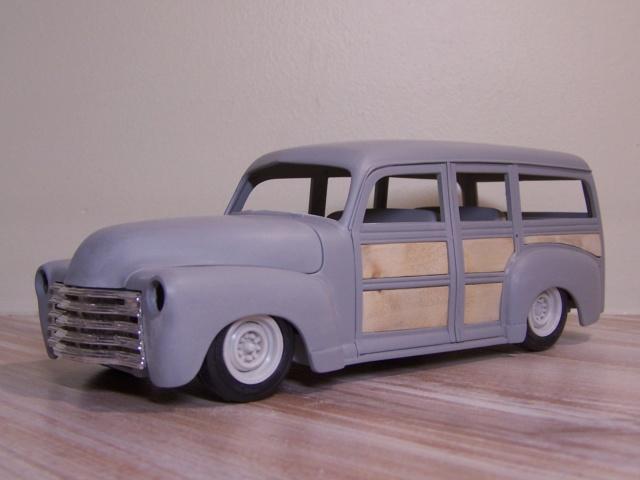 Chevrolet 50 woody 07610