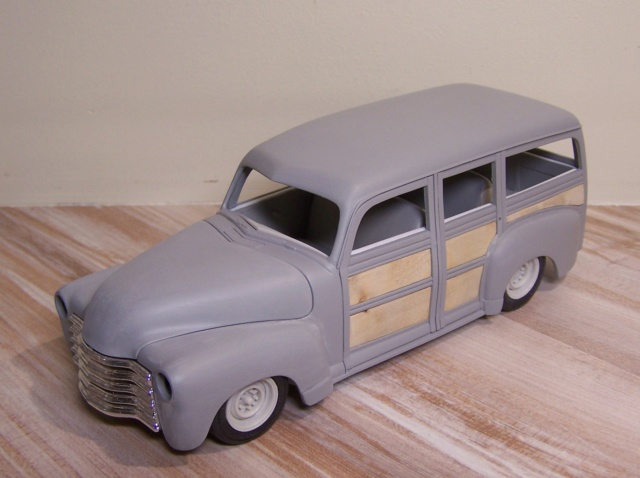 Chevrolet 50 woody 07710