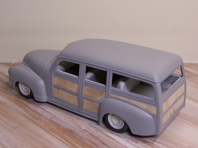 Chevrolet 50 woody 07810