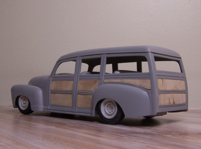 Chevrolet 50 woody 07910