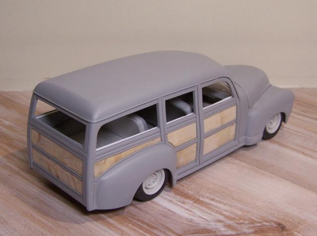 Chevrolet 50 woody 08010
