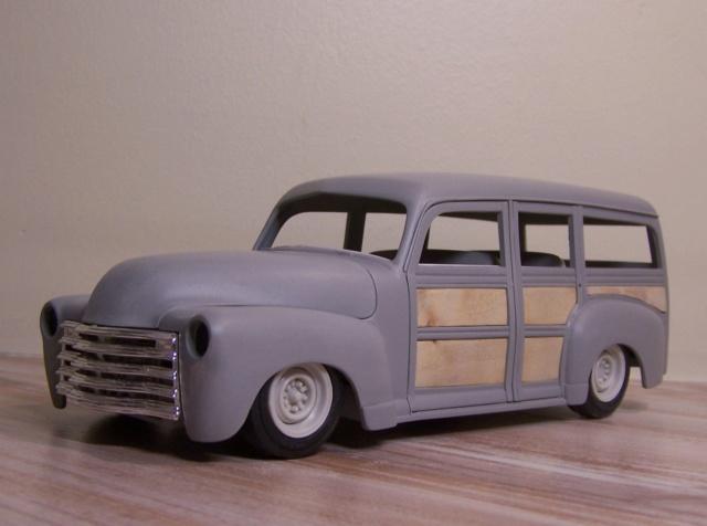 Chevrolet 50 woody 08110