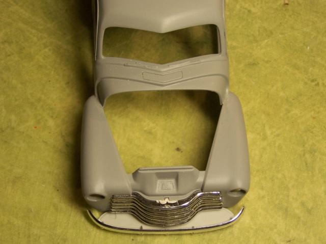 Chevrolet 50 woody 08610