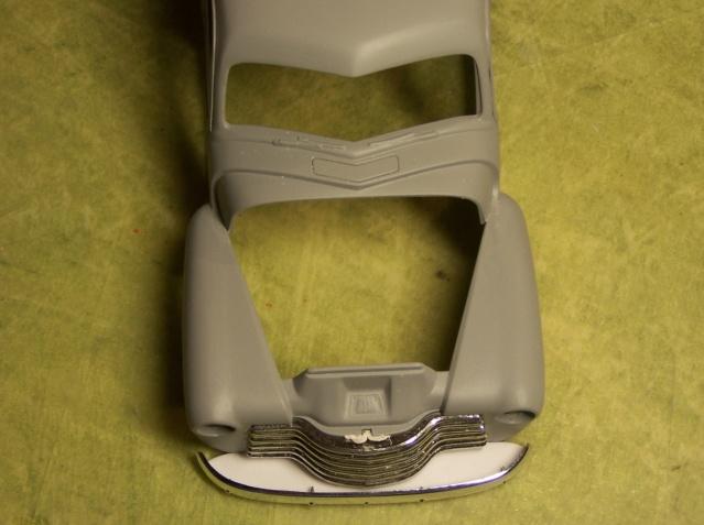 Chevrolet 50 woody 08710
