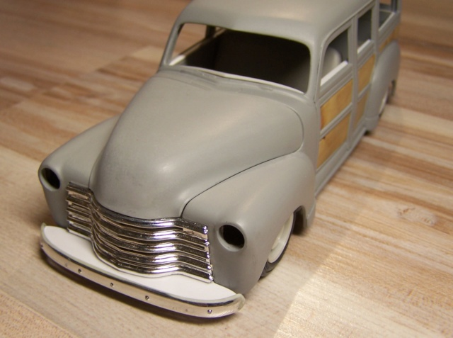 Chevrolet 50 woody 08910