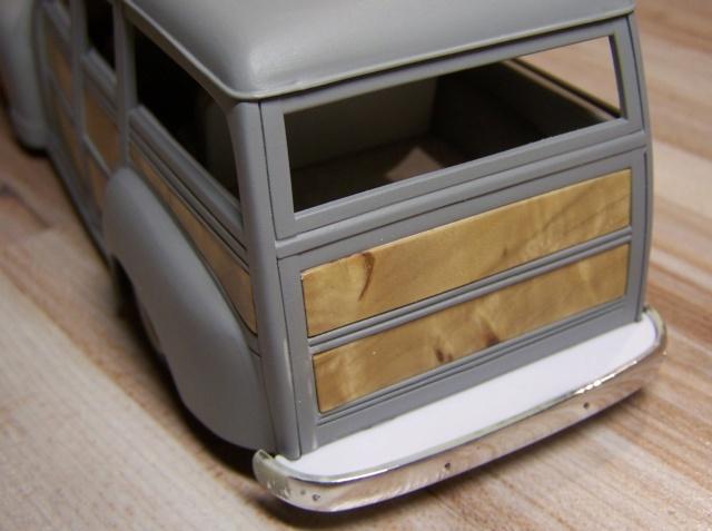 Chevrolet 50 woody 09010