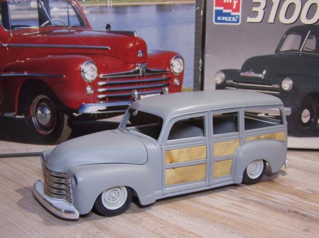 Chevrolet 50 woody 09110