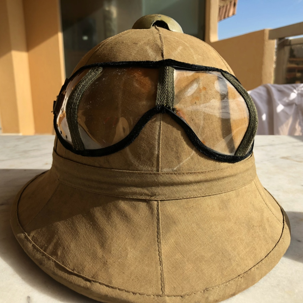 Insigne sur casque tropical italien 1f688e10