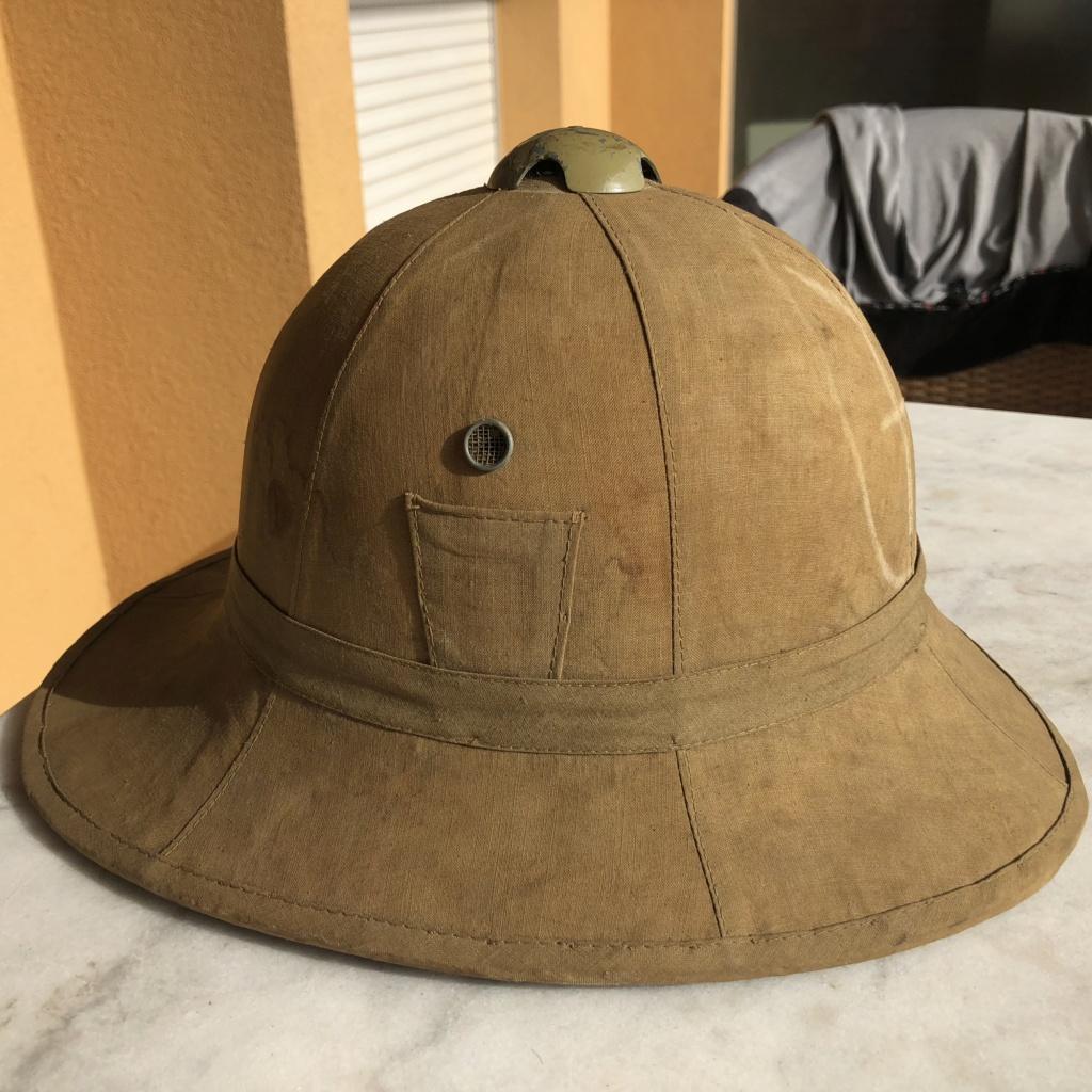 Insigne sur casque tropical italien 612f5e10