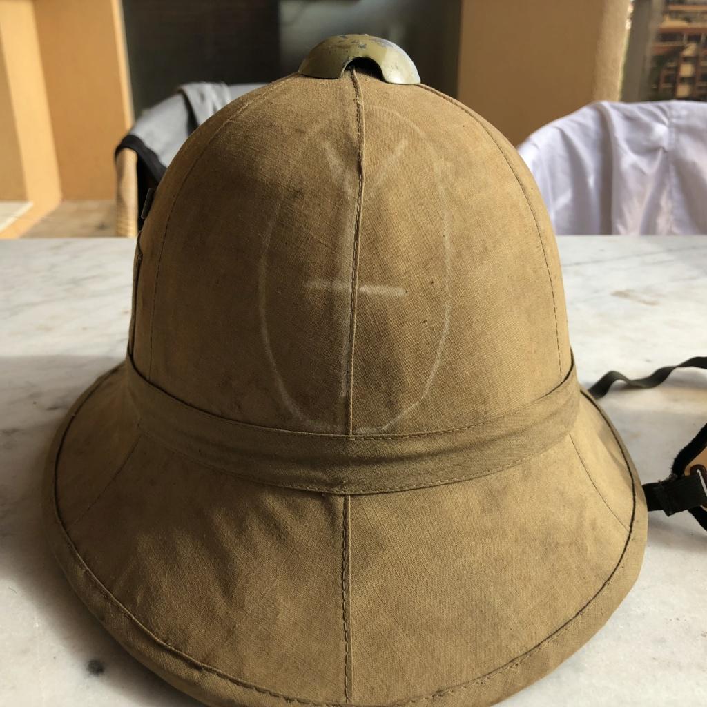 Insigne sur casque tropical italien A864c810
