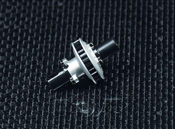 Différentiels aluminium bz Captur12