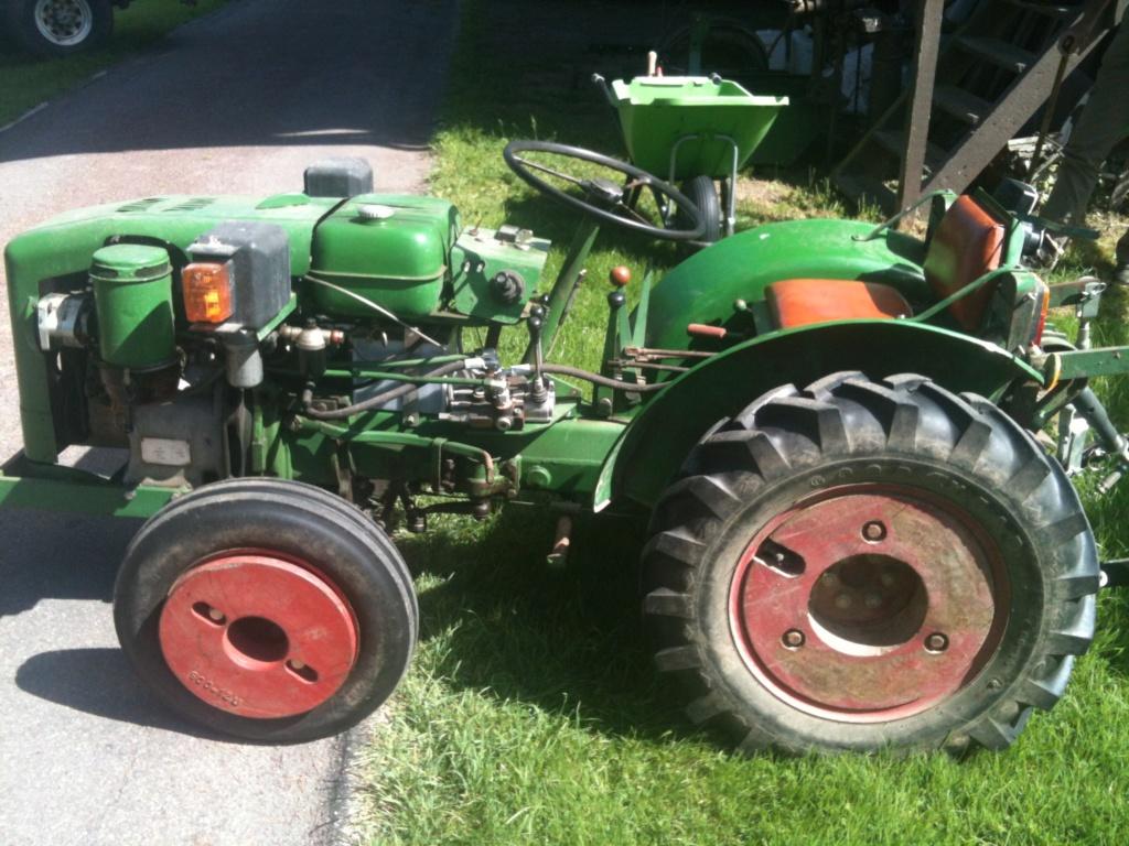 agria - voila ce que j ai trouver un tracteur agria Img_2911