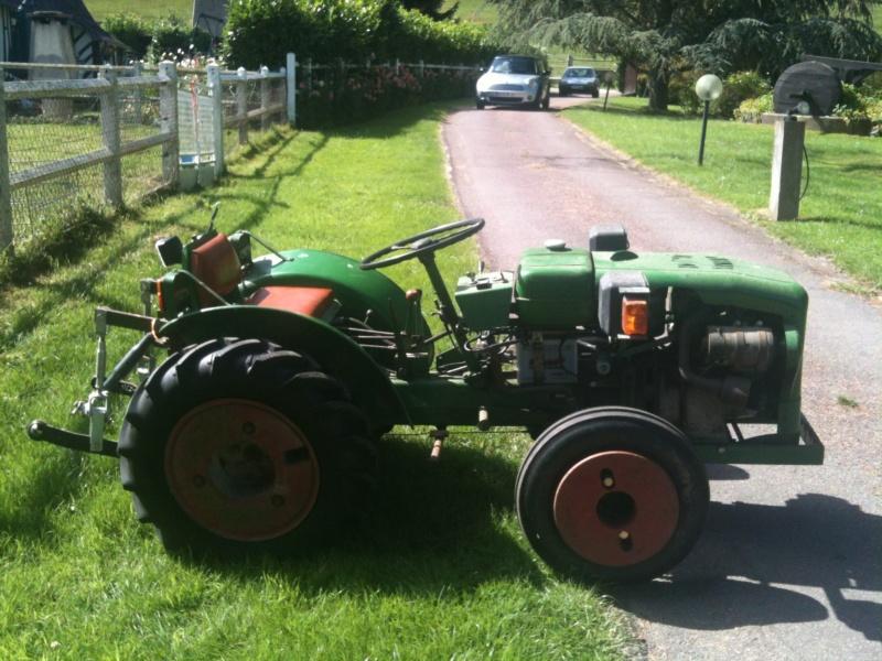 agria - voila ce que j ai trouver un tracteur agria Img_2912