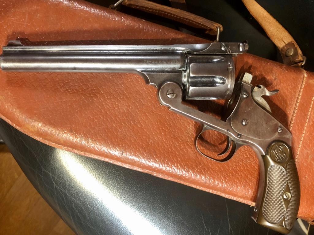 Smith & Wesson New Model  50c7e511